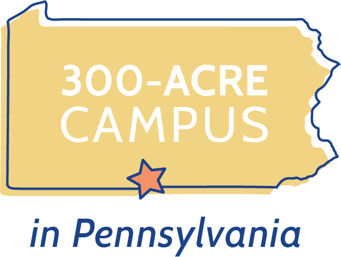 300-acre Campus in Pennsylvania