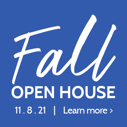 Learn more about Mercersburg Academy's Fall Open House
